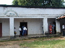 Eingang der Lutheran High School Chaibasa